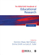The BERA/SAGE Handbook of Educational Research - Seite 199