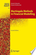 Martingale Methods in Financial Modelling Book