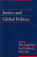 Justice and Global Politics: Volume 23