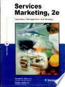 Services Marketing, 2E Operation, Mgt. (Biztantra)