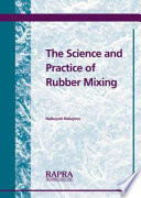 Science and Practice of Rubber Mixing Book