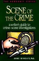 Scene of the Crime Book