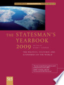 """""""The Statesman's Yearbook 2009: The Politics, Cultures and Economies of the World"""" by B. Turner"""