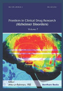 Frontiers in Clinical Drug Research   Alzheimer Disorders Book
