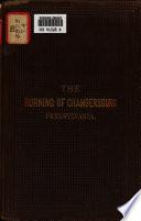 The Burning of Chambersburg  Pennsylvania