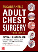 Sugarbaker s Adult Chest Surgery  3rd edition