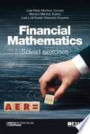 Financial Mathematics. Solved exercises