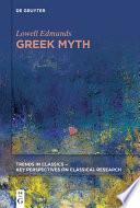 Greek Myth Book