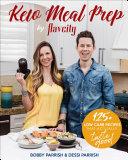Keto Meal Prep by FlavCity Pdf/ePub eBook