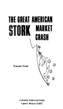 The Great American Stork Market Crash