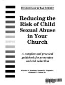 Reducing The Risk Of Child Sexual Abuse In Your Church Book PDF