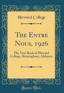 The Entre Nous, 1926