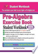 Pre Algebra Exercise Book 2020 2021