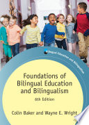 Foundations of Bilingual Education and Bilingualism Book