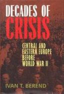 Decades of Crisis