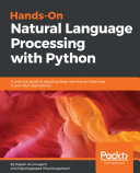 Hands-On Natural Language Processing with Python