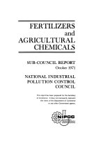 Fertilizers and Agricultural Chemicals