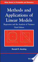 Methods and Applications of Linear Models