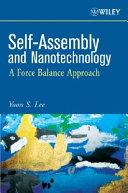 Self Assembly and Nanotechnology