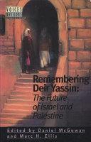 Remembering Deir Yassin