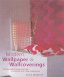 Modern Wallpaper   Wallcoverings Book PDF