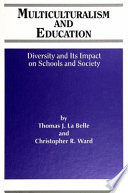 Multiculturalism and Education Book