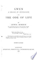 The Poetical Works of Lewis Morris     Gwen  The ode of life  7th ed