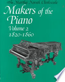 Makers of the Piano: 1820-1860