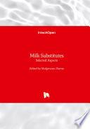 Milk Substitutes Book