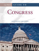 Guide to Congress [Pdf/ePub] eBook