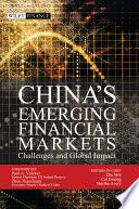 China's Emerging Financial Markets