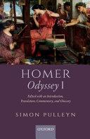 Homer Odyssey I