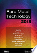 Rare Metal Technology 2018