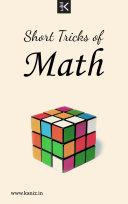 Pdf Short Tricks of Math Telecharger
