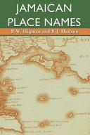Jamaican Place Names Book