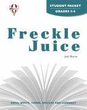 Freckle Juice Book PDF