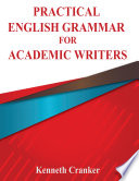 Practical English Grammar for Academic Writers Book PDF