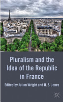Pluralism and the Idea of the Republic in France