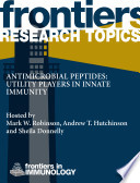 Antimicrobial Peptides Utility Players In Innate Immunity Book PDF