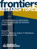 Antimicrobial Peptides: Utility Players in Innate Immunity
