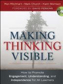 Making Thinking Visible [Pdf/ePub] eBook