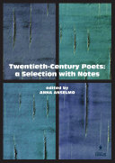 Twentieth Century Poets  a Selection with Notes