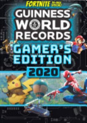 Book cover of 'Guinness World Records: Gamer's Edition 2020' by Guinness World Records