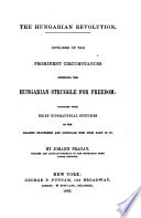 The hungarian revolution Book