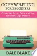 Copywriting For Beginners