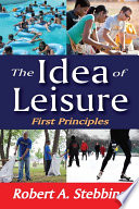 Read Online The Idea of Leisure For Free