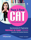 Face To Face CAT 27 years Sectionwise   Topicwise solved paper 2021