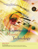 Experiencing Music Technology
