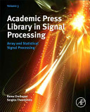Array and Statistical Signal Processing