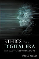 Ethics for a Digital Era Book
